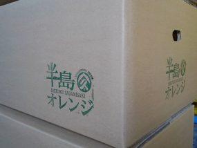 発送用の箱