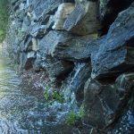 石垣は水の逃げ道までも考えて造られていたのか!?