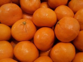 輸入オレンジ